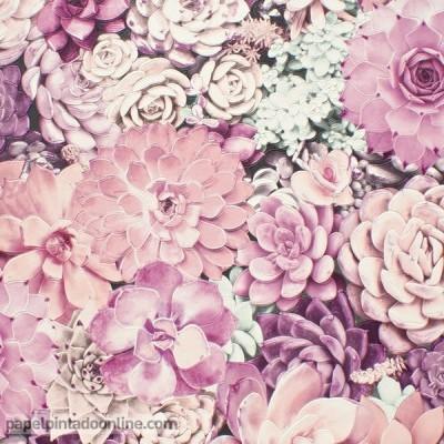 Paper pintat FLORS 403327