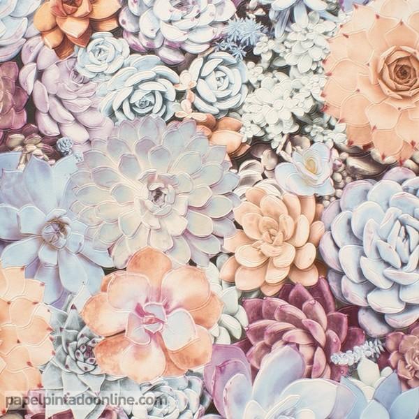 Paper pintat FLORS 403310