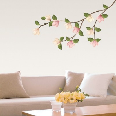 STICKER MAGNOLIA BLOSSOM DS-08207