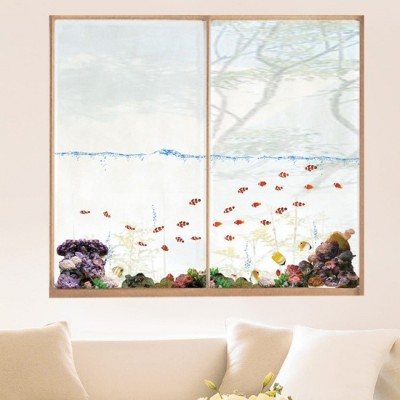 STICKER FISH AQUARIUM DS-08232