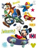 STICKER DISNEY MICKEY FREESTYLE DK-855