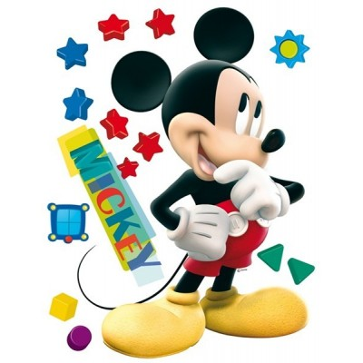STICKER DISNEY MICKEY BIG DK-858