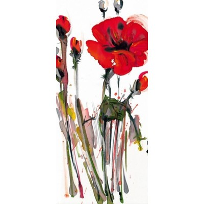Fotomural ART POPPY FT-0030