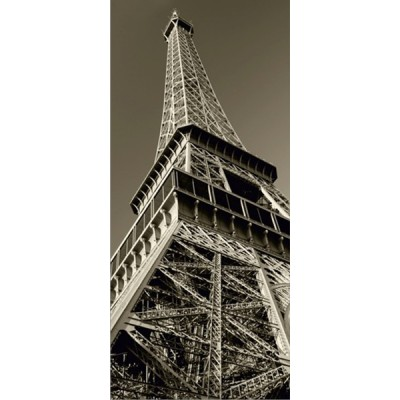Fotomural EIFFEL BLACK AND WHITE FT-0203