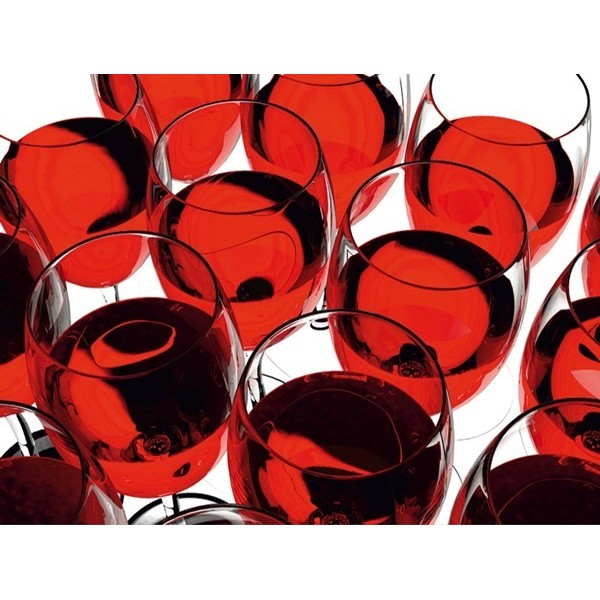 Fotomural WINE GLASS BIG FT 0081