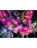 Fotomural FANTASY FLOWERS FT-0109