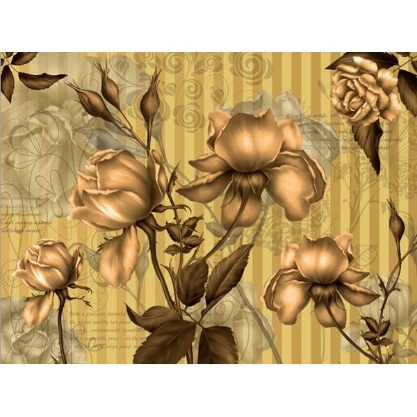 Fotomural YELLOW ROSES FT-0168