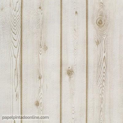 Papel de parede Imitação Madeira 4301-6