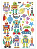 STICKER ROBOTS DP-08065