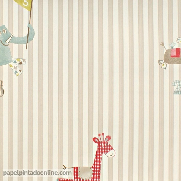 Papel pintado LOLLIPOPS 923_04_77