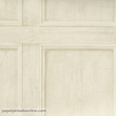 Papel pintado ENGINEER REGENT RE01 IVORY