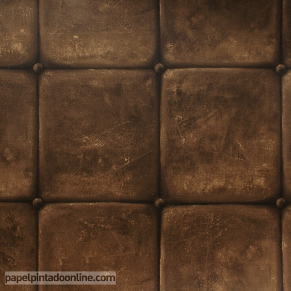 Papel pintado ENGINEER COLONIAL CO03 LEATHER