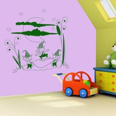 Vinilo Decorativo Infantil IN061