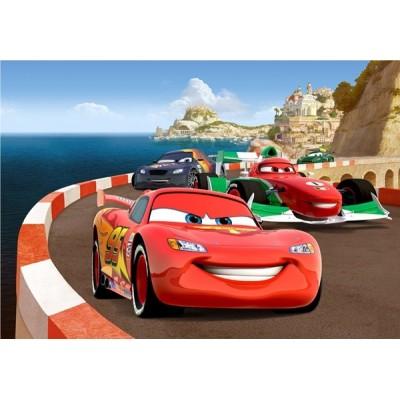 Fotomural CARS 2 RACE FTD-0255