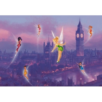 Fotomural TINKER BELL IN THE NIGHT FTD-0258
