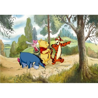 Fotomural WINNIE THE POOH NEW FTD-0263