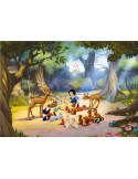 Fotomural MICKEY MOUSE FTD-0248