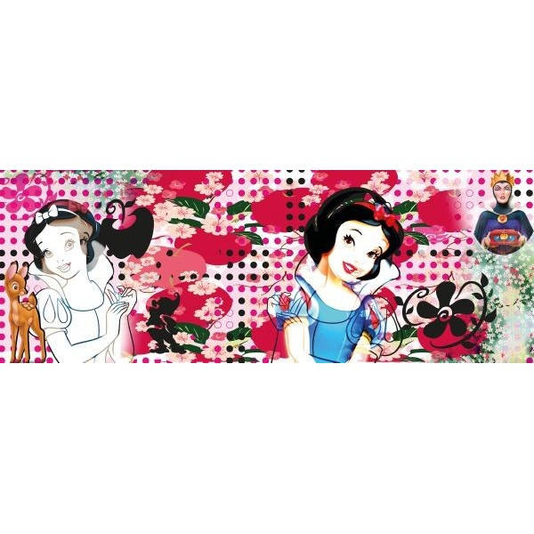 Fotomural Disney CHARMING SNOW WHITE 1-415
