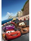 Fotomural Disney CARS ITALY 1-402