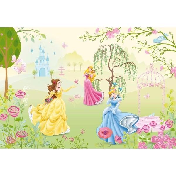 Fotomural Disney PRINCESS GARDEN 1-417