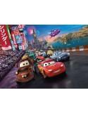Fotomural Disney CARS RACE 4-401