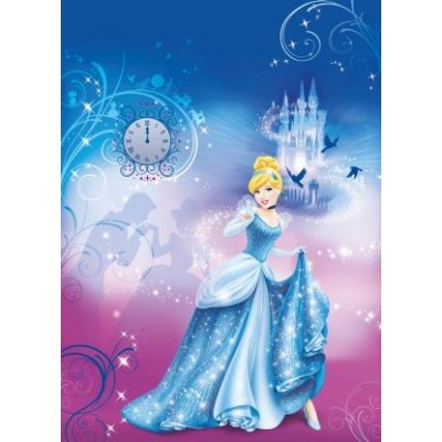Fotomural Disney CINDERELLA'S NIGHT 4-407