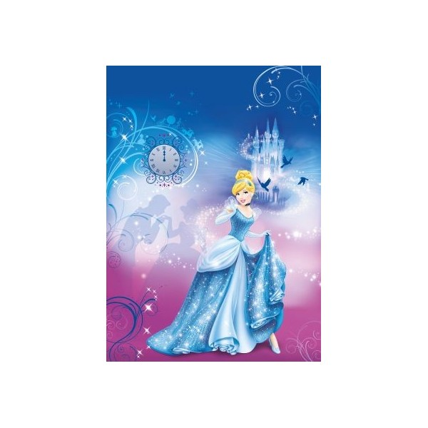 Fotomural Disney CINDERELLA'S NIGHT 4-407