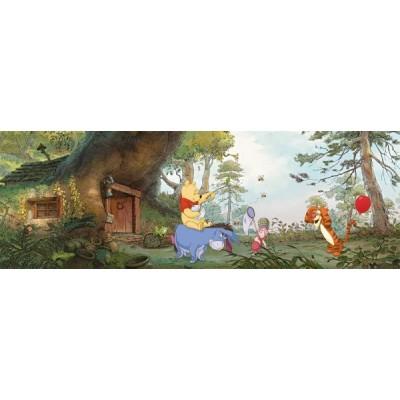 Fotomural Disney WINNIE POOHS HOUSE 4-413