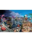 Fotomural Disney CARS WORLD 8-400