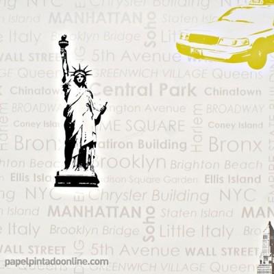 Papel pintado NEW YORK CNP_5900_91_21