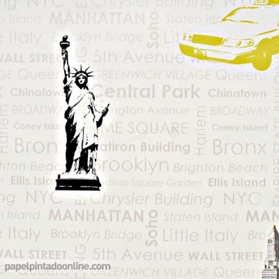 Papel pintado NEW YORK CNP_5900_91_21