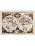 Fotomural OLD WORLD MAP