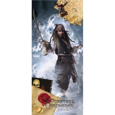 Fotomural PIRATS MAPS FTD-0270