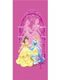 Fotomural PRINCESS ON PINK FTD-0273