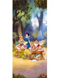 Fotomural SNOW WHITE IN THE FOREST FTD-0274