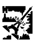 STICKER PARIS DG-08826