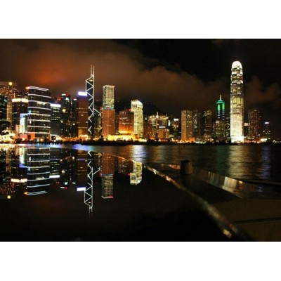 Fotomural CITY AT NIGHT 4-003P