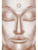 Fotomural SMAILING BUDDHA