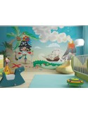 Fotomural infantil PIRATE FT-0155