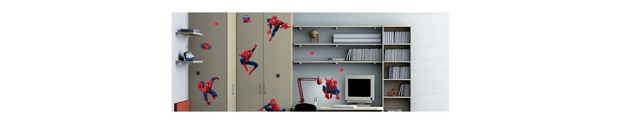 Stickers infantiles Marvel