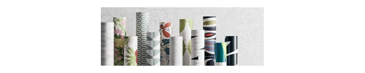 Papel Parede Decorativo Borastapeter