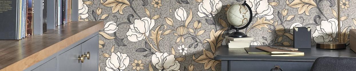 Paper pintat flors