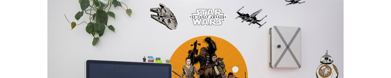 Stickers infantiles Star Wars