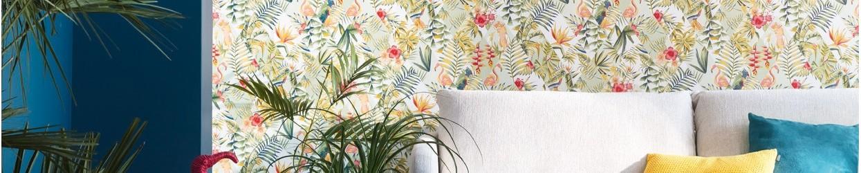 Paper pintat tropical Jungle