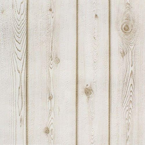 Papel pintado listones de madera decapada