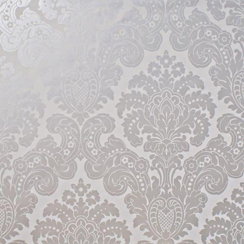 Papel pintado damasco gris perla 5288-2
