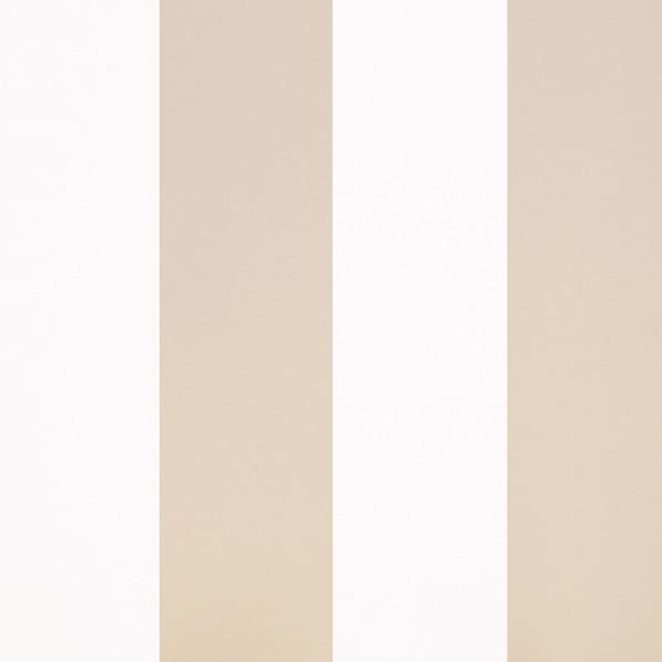Papel pintado raya beige y blanca 901